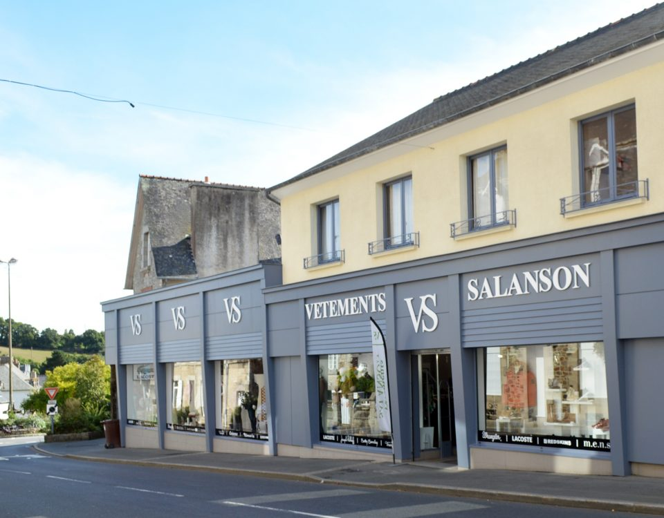 Magasin Vêtements Salanson Plancoët